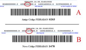 Novo Código FEBRABAN
